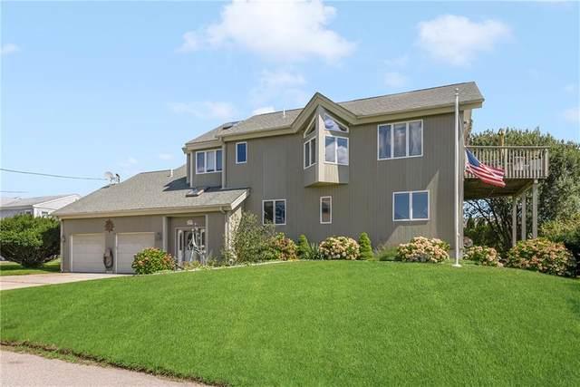 16 Larch Avenue, Narragansett, RI 02882 (MLS #1292625) :: The Martone Group