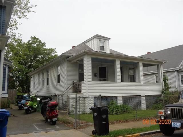 34 Thurston Avenue, Newport, RI 02840 (MLS #1293072) :: Westcott Properties