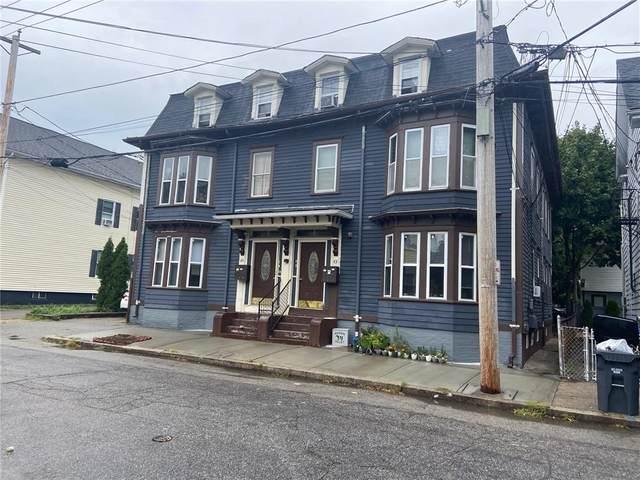 43 Kenyon Street, Providence, RI 02903 (MLS #1293225) :: Century21 Platinum