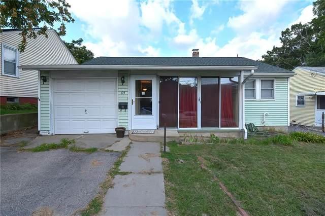 64 Strathcona Road, Cranston, RI 02910 (MLS #1293251) :: Century21 Platinum
