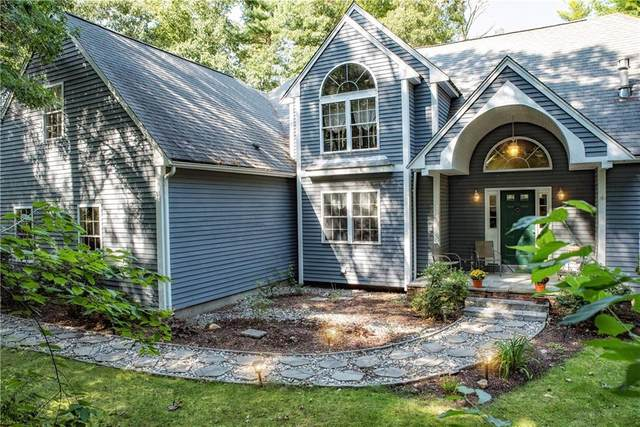 572 Hopkins Hill Road, West Greenwich, RI 02817 (MLS #1293375) :: Spectrum Real Estate Consultants
