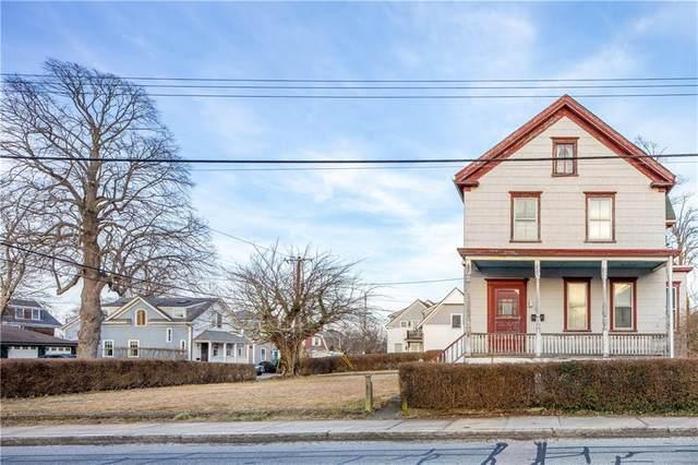 99 Second Street, Newport, RI 02840 (MLS #1293376) :: Edge Realty RI