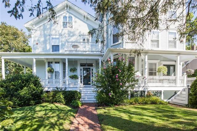 34 Catherine Street A, Newport, RI 02840 (MLS #1293412) :: Dave T Team @ RE/MAX Central