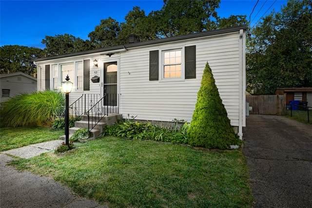 63 Ash Street, Lincoln, RI 02865 (MLS #1293431) :: Century21 Platinum