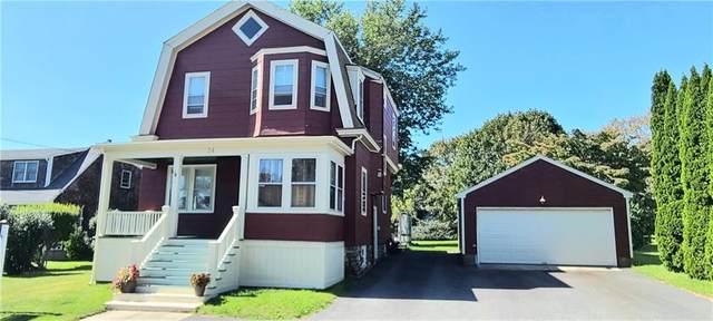 24 Freeborn Street, Newport, RI 02840 (MLS #1293485) :: Spectrum Real Estate Consultants