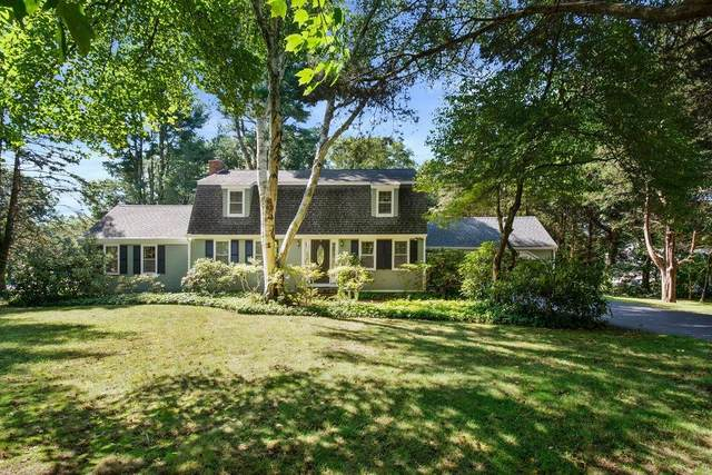 8 Sunset Drive, East Greenwich, RI 02818 (MLS #1293498) :: Dave T Team @ RE/MAX Central