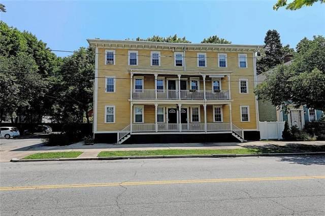 104 Dexter Street #6, Providence, RI 02909 (MLS #1293595) :: Barrows Team Realty