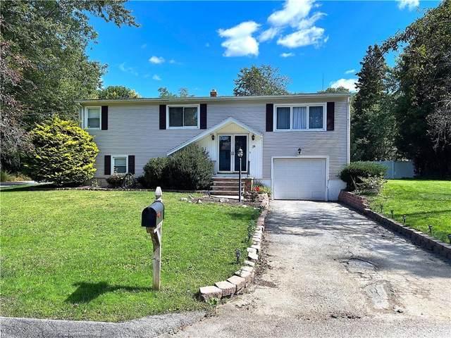 16 Lafazia Drive, Johnston, RI 02919 (MLS #1293652) :: Nicholas Taylor Real Estate Group