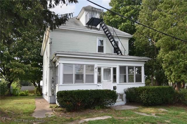 73 North Spruce Street, East Providence, RI 02914 (MLS #1293666) :: The Seyboth Team