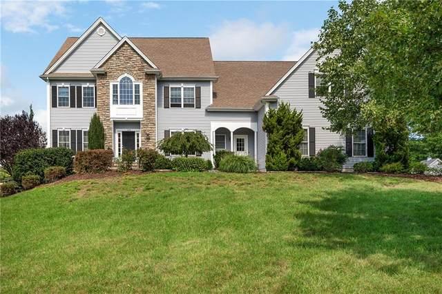 126 Pomona Street, North Smithfield, RI 02896 (MLS #1293673) :: Spectrum Real Estate Consultants