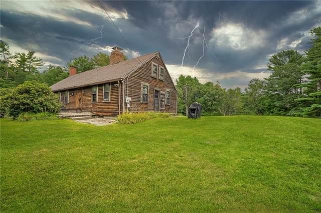 1677 Round Top Road, Burrillville, RI 02830 (MLS #1293688) :: Spectrum Real Estate Consultants