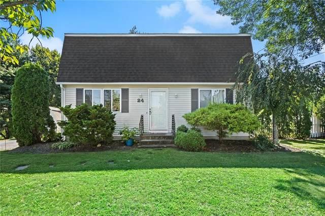24 Longbow Drive, West Warwick, RI 02893 (MLS #1293696) :: Edge Realty RI
