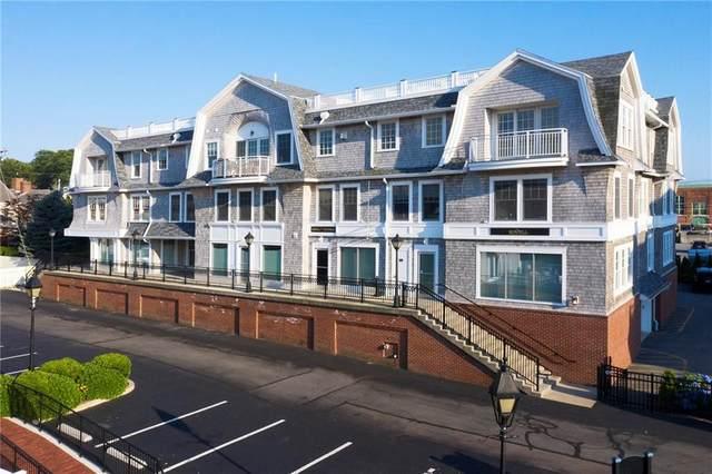 10 Brown And Howard, Newport, RI 02840 (MLS #1293720) :: Welchman Real Estate Group