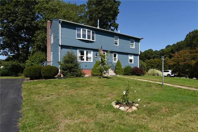 105 Ginger Street, Warwick, RI 02886 (MLS #1293722) :: Dave T Team @ RE/MAX Central