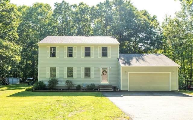 101 Wickaboxet Drive, West Greenwich, RI 02817 (MLS #1293733) :: Spectrum Real Estate Consultants