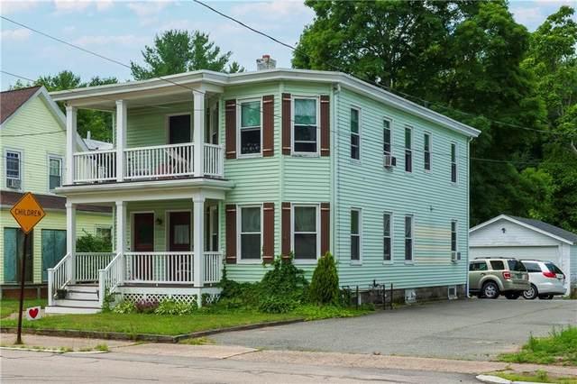 1147 Oakhill Avenue, Attleboro, MA 02703 (MLS #1293769) :: Onshore Realtors