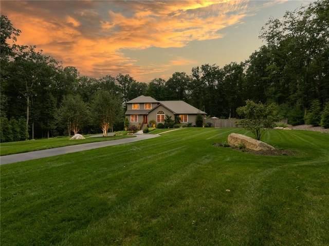 33 Oakwood Road, Scituate, RI 02825 (MLS #1293845) :: Spectrum Real Estate Consultants
