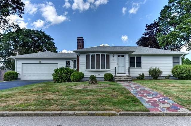 165 Glen Hills Drive, Cranston, RI 02920 (MLS #1293862) :: Nicholas Taylor Real Estate Group