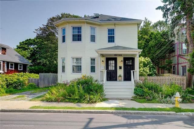 58 Gibbs Avenue, Newport, RI 02840 (MLS #1293905) :: The Martone Group