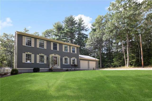 23 Catherine Wright Court, West Greenwich, RI 02817 (MLS #1293909) :: Spectrum Real Estate Consultants