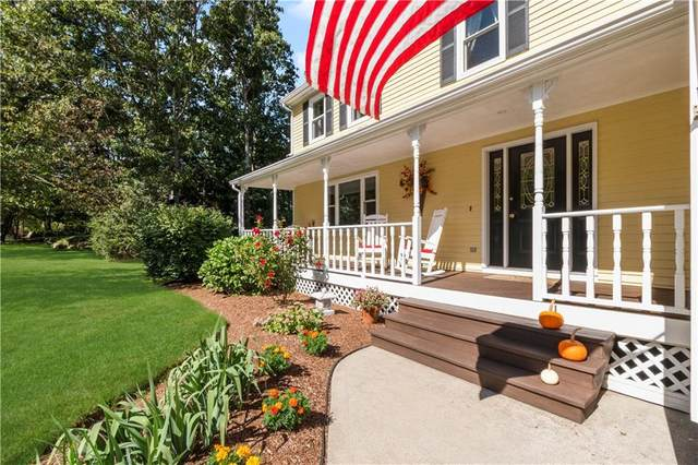 33 Inkberry Drive, South Kingstown, RI 02879 (MLS #1293926) :: The Martone Group