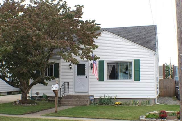 61 Flint Street, Pawtucket, RI 02861 (MLS #1294052) :: The Seyboth Team