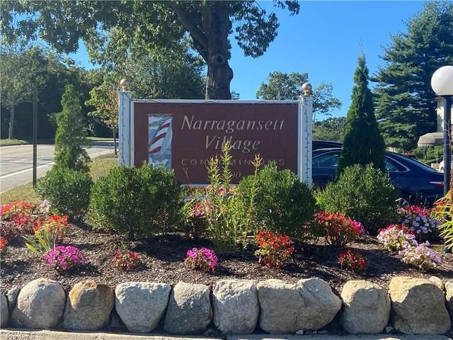 400 Narragansett Parkway Na4, Warwick, RI 02888 (MLS #1294071) :: Century21 Platinum