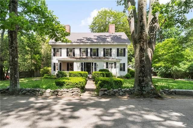 74 Ridge Road, North Smithfield, RI 02896 (MLS #1294105) :: Spectrum Real Estate Consultants