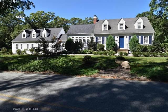 11 William Reynolds Road, Exeter, RI 02822 (MLS #1294122) :: Nicholas Taylor Real Estate Group