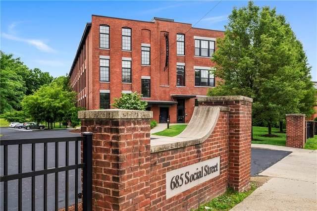 685 Social Street #311, Woonsocket, RI 02895 (MLS #1294123) :: Nicholas Taylor Real Estate Group