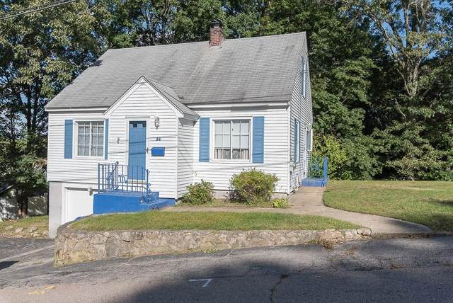 26 Laramee Street, West Warwick, RI 02893 (MLS #1294166) :: The Seyboth Team