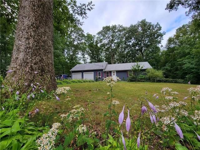 242 Quaker Lane, Scituate, RI 02857 (MLS #1294167) :: Spectrum Real Estate Consultants