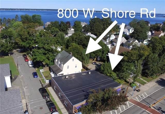 800 West Shore Road 800 & 806, Warwick, RI 02889 (MLS #1294177) :: Alex Parmenidez Group