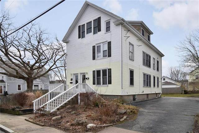46 Eastnor Road #1, Newport, RI 02840 (MLS #1294180) :: The Martone Group