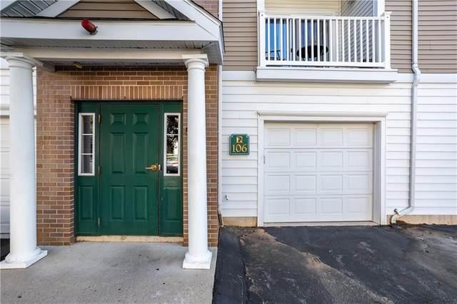 106 Mill Street #302, Woonsocket, RI 02895 (MLS #1294185) :: Spectrum Real Estate Consultants