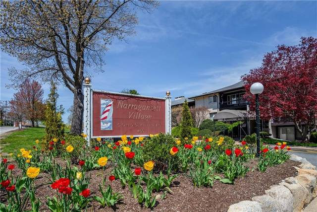 400 Narragansett Parkway Sa 11, Warwick, RI 02888 (MLS #1294240) :: Alex Parmenidez Group