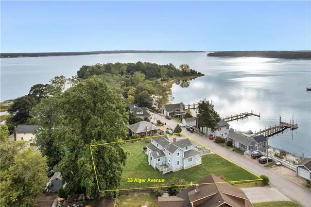 33 Alger Avenue, Warwick, RI 02818 (MLS #1294241) :: Nicholas Taylor Real Estate Group