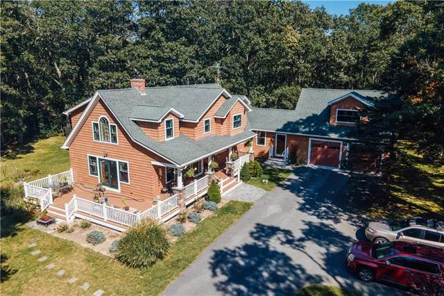 2143 Ministerial Road, South Kingstown, RI 02879 (MLS #1294266) :: The Seyboth Team