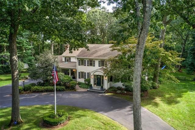 5 Tallwood Drive, Barrington, RI 02806 (MLS #1294295) :: Spectrum Real Estate Consultants