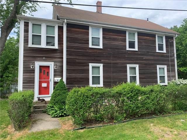 6 Berwick Avenue, North Providence, RI 02911 (MLS #1294309) :: The Seyboth Team