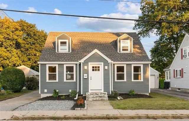 639 Fruit Hill Avenue, North Providence, RI 02911 (MLS #1294326) :: Nicholas Taylor Real Estate Group
