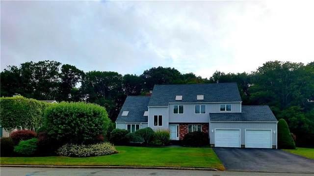 72 Cranberry Terrace, Cranston, RI 02921 (MLS #1294360) :: The Seyboth Team