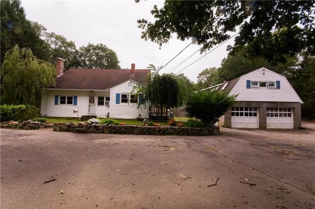 670 Shermantown Road, North Kingstown, RI 02874 (MLS #1294383) :: The Martone Group