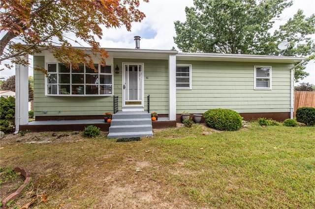 41 Versailles Street, Cranston, RI 02920 (MLS #1294390) :: Spectrum Real Estate Consultants