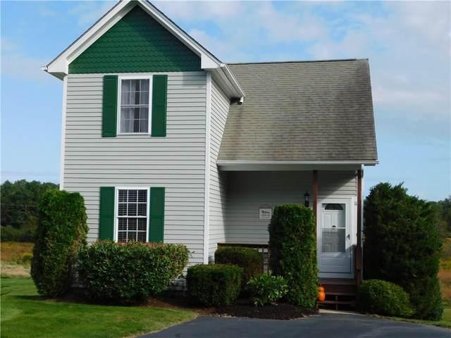 11 Fairway Circle #11, Hopkinton, RI 02832 (MLS #1294428) :: Spectrum Real Estate Consultants
