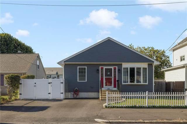 500 Cottage Street, Pawtucket, RI 02861 (MLS #1294438) :: The Seyboth Team