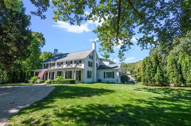 809 Pound Hill Road, North Smithfield, RI 02896 (MLS #1294442) :: Spectrum Real Estate Consultants