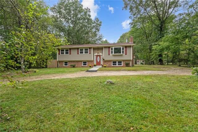 584 Weaver Hill Rd Road, West Greenwich, RI 02817 (MLS #1294493) :: Spectrum Real Estate Consultants