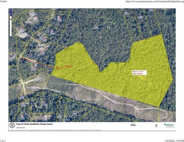 0 Woonsocket Hill Road, North Smithfield, RI 02896 (MLS #1294500) :: Spectrum Real Estate Consultants