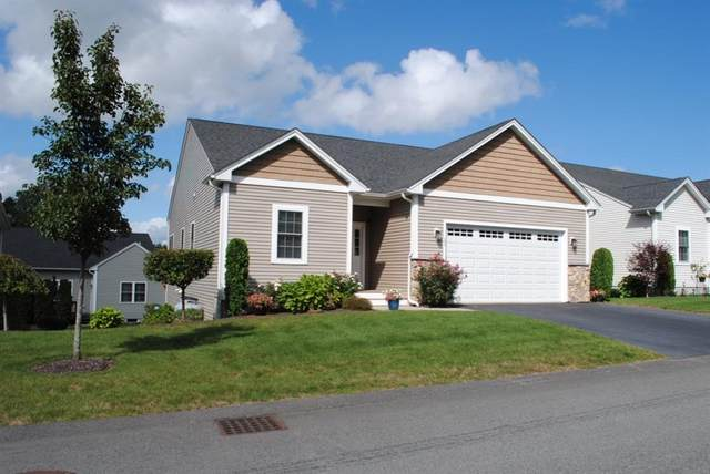 11 Pine Grove Lane, West Greenwich, RI 02817 (MLS #1294535) :: Spectrum Real Estate Consultants